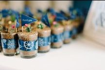 Blue Weddings / by Artfully Wed - Wedding Blog