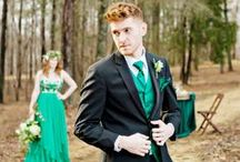 Green Weddings / by Artfully Wed - Wedding Blog