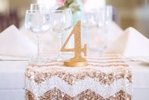 Silver & Gold Weddings / by Artfully Wed - Wedding Blog