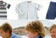 ELLOS TAMBIÉN VAN DE COMPRAS / Ropa sport para niños con estilo, a precios especiales #combinafácil y barato #polos #bermudas #camisetas