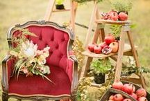 Fall Wedding Ideas / by Artfully Wed - Wedding Blog