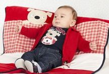 """""""Colección Bristh Baby de Girandola"""" / Colección de prendas y complementos para este invierno. Articulos para #niño y #niña con aire bristh"""