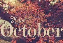 Fall & Halloween Fun / Fall and Halloween