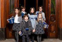 Look Niña Girandola / Look para niña con mucho estilo y diseño