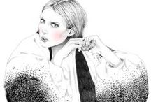 fashion illustrators / by Raquel.edo