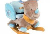 Balancines Infantiles de Nautto / Los balancines de #Nattou con cómodos, seguros y estimilantes