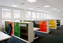 Modern office / moderne Büro / modern kontors