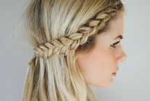 Hairstyles: Braids and buns