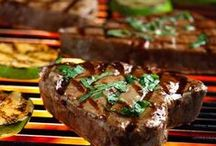 Get Grilling! Low-carb and Diabetic Recipes for the Grill. / Collection of low-carb and diabetic-friendly recipes for the grill and barbecue.