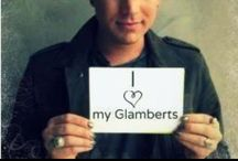 Glam nation!! / The fabulous Adam Lambert!  He trespassed his way into our hearts! KEEP IT CLEAN! OR U WILL BE KICKED OFF!