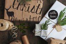 Christmas inspiration / Christmas ideas