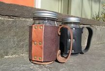 Craftin' Outlaws 2015 - Leather / Durable and rugged our leather goods artists will keep you looking stylish.   Craftin' Outlaws, Saturday November 14th, 2015 in Columbus, Ohio. www.craftinoutlaws.com