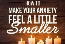 Anxiety Resouces/Tips / Ways to identify and relieve anxiety.