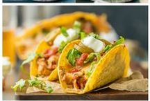 Mexican & Central American Cuisines / From Mexico to Guatamela, Panama to Belize - here is the place for all your Central American and Mexican food craving needs