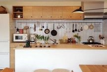 憧れのキッチン(≧∇≦)