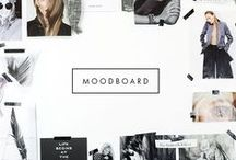 Moodboards / Moodboards design and inspiration. Moodboards templates