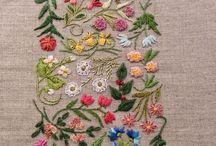 刺繍*・゜゚・*:.。..。.:*・'(*゚▽゚*)'・*:.。. .。.:*・゜゚・*