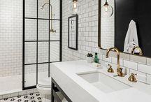 Interiör - Badrum & tvättstuga