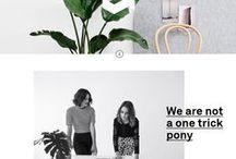 I <3 Web Design / Website, UI, UX