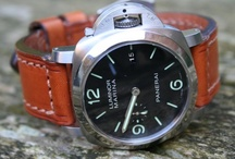 Panerai / Panerai, smart marketing for these good looking watches from Firenze/Florence. Do you like these also? / by Berry Clemens