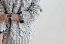 Fall - Winter Style / Fashion inspiration