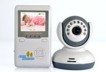 Baby Gears / Products that can help make the mom's life a lot easier. Such as baby monitors, bedwetting alarms and ear thermometers!