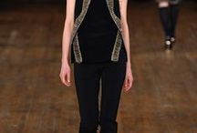 Fall Winter 2013/14 trend / Favourite looks from catwalks for fall 2013