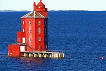 Lighthouses of the World / by Carolyn Z