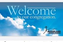 Church Postcards & Marketing / Don't dream of growing your congregation, do it! Direct mail is still an incredibly effective way of reaching those in your church's neighborhood.