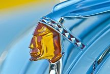 Hood Ornaments / by Carolyn Z