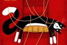 Cats / All things Cat / by Sherry Brophy