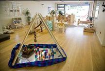 ..Interior Reggio Learning Spaces..