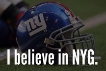 Love My NY Giants / by Jacqueline Rhodes