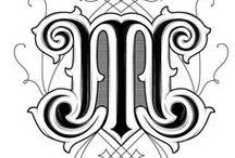 font-logos-PISMENA A LOGA / design pismen a loga