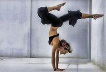 Yoga / Pole :)