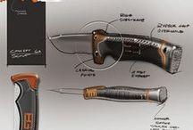 knives / noze