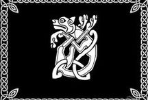 Celtic / Keltske ornamenty
