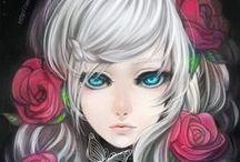 Lovely art / Art i like c:
