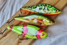 fishing lure-woblery / woblery
