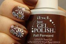 Nail Gel Polishes & Designs / Soak off gels