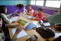 ASÍ TRABAJAMOS EN EL IES ÍTACA / Distintas propuestas Metodológicas realizadas por el alumnado y profesorado del IES Ítaca, durante el desarrollo de Tareas, Proyectos...