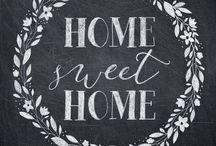 Home Sweet Home.-