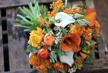 AUTUMN WEDDING | by The Flower Shop / For brides who want to take advantage of what's seasonal at this glorious, colourful time. Let these bouquets inspire! Call 01179 420050 or email info@theflowershopbristol.org.uk to book a free consultation and discuss your Autumn wedding ideas.