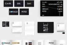 My Work - Graphic & Web Design / Check out my portfolio: www.behance.net/sophieb