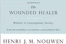 being - wounded healer