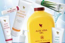 Forever living / Zijn natuurlijke producten op basis van Aloë vera