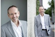 """Profile Portraits Men / Casual and Relaxed Profile Portraits that aren't too """"corporate"""""""
