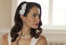 Bridal Hair Combs / http://weddingfaire.com.au/combs/
