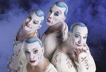 Cirque Du Soleil / by Matthew Gordon Long