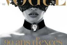 Vogue Covers / Maison Close hand picked selection of unforgettable covers from the Fashion Bible.